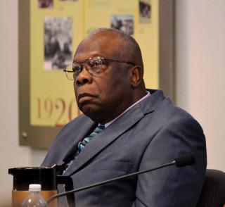 Mayor Willie Shaw. File photo