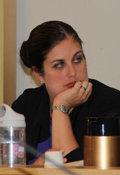 County Commissioner Christine Robinson. File photo