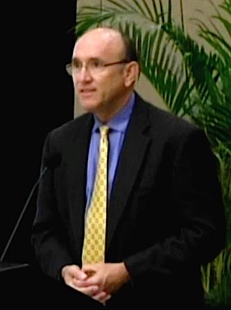 Dr. Russell Vega. News Leader photo