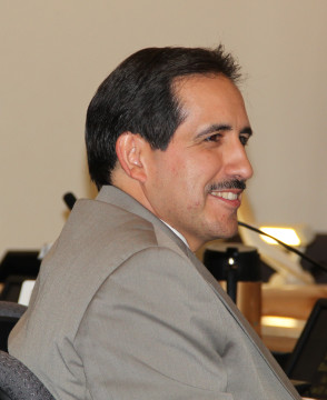 Sarasota County Public Works Director Isaac Brownman. File photo