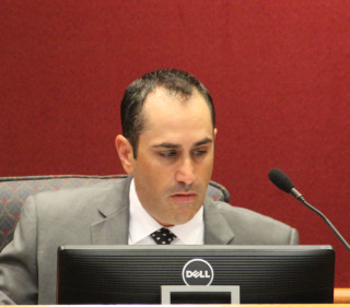 Commissioner Paul Caragiulo. File photo