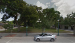 Street view of 2101 Main St. Sarasota Google