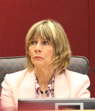 City Commissioner Suzanne Atwell. File photo
