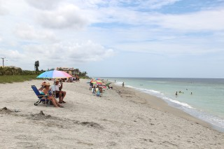 Sarasota County hopes to begin the renourishment of South Siesta Key in early 2016. File photo