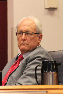 Deputy County Attorney Alan Roddy. Rachel Hackney photo