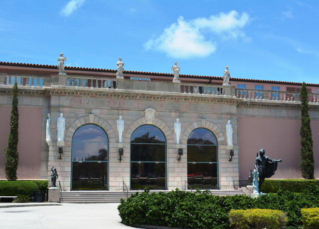 The Ringling is a nationally known art museum. File photo