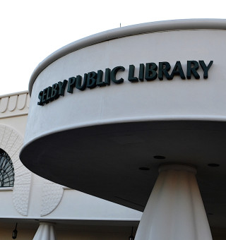Selby Public Library is in downtown Sarasota. File photo