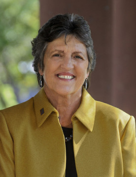 Judith A. Bense. Image from the UWF website