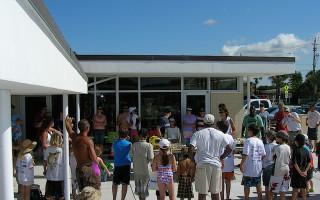 Nokomis Beach Plaza will host the bazaars. Photo courtesy Sarasota County