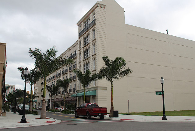 The State Street garage recently opened in downtown Sarasota. Rachel Hackney photo