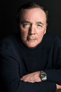 James Patterson. Photo from jamespatterson.com