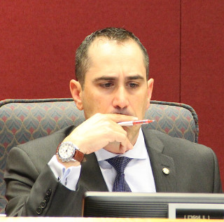 County Commissioner Paul Caragiulo. File photo