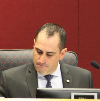 County Commissioner Paul Caragiulo. Rachel Hackney photo