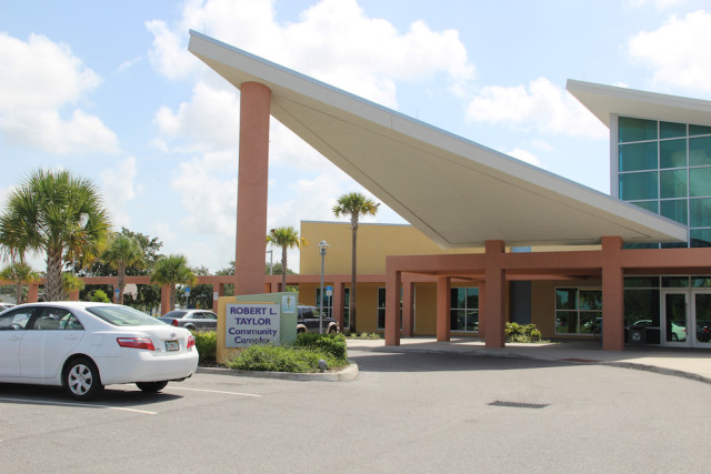 The Robert L. Taylor Complex is in north Sarasota. File photo