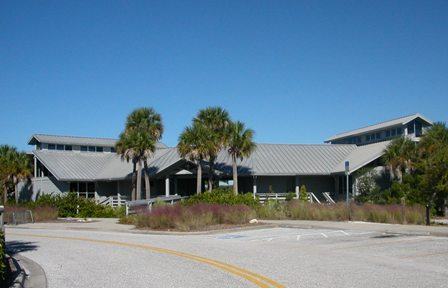 Improvements have been made at Shamrock Park and Nature Center. Photo courtesy Sarasota County