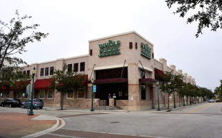 Whole Foods is part of the Market Centre complex in downtown Sarasota. File photo