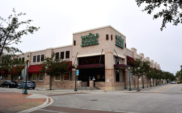 One of the Downtown Sarasota CRA's projects was the establishment of a Whole Foods store. File photo