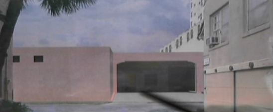 The Woman's Exchange group at a Planning Board meeting presented this rendering of the loading zone. File photo