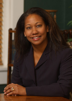 Judge Rochelle Curley. Image from the 12th Judicial Circuit website