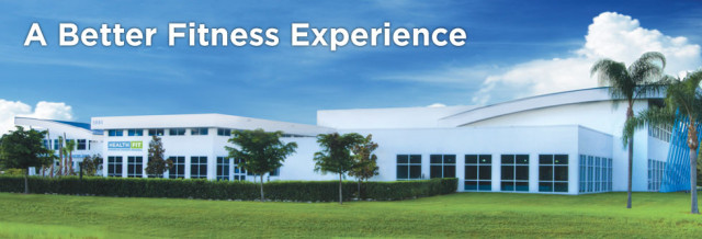 HealthFit is off Clark Road in Sarasota. Photo from the SMH HealthFit website
