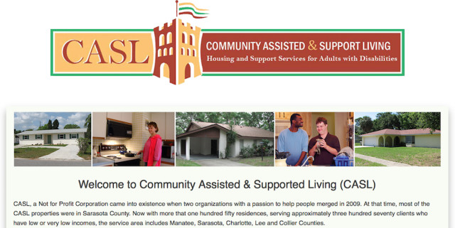 CASL is a partner with the Sheriff's Office in the pilot SHIFTS program. Image from the CASL website