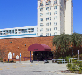The downtown Sarasota Tax Collector's Office is in the Terrace Building. Photo courtesy Tax Collector's Office