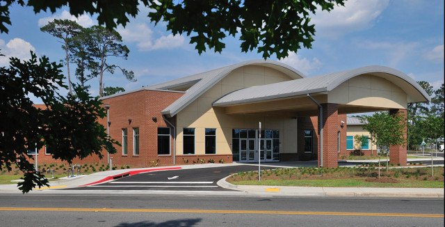 The Kearney Center is in Tallahassee. Image from the center's website