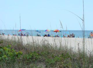 Nokomis Beach is at 100 Casey Key Road. Photo courtesy Sarasota County