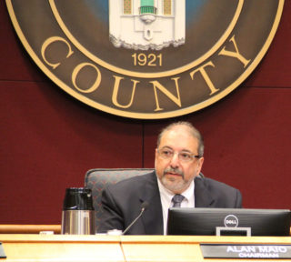Sarasota County Commission Chair Al Maio. File photo