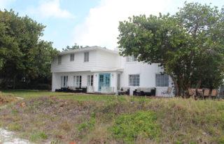 The Caflish house is at 77 N. Beach Road. Rachel Hackney photo