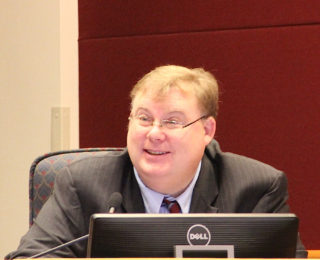 Assistant County Attorney David Pearce. File photo