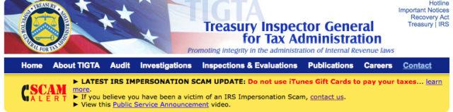 Image courtesy of the IRS