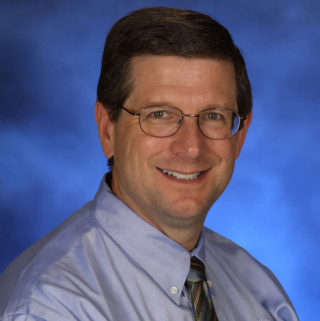 David Jones. Photo courtesy Sarasota County Schools