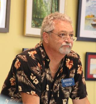 SKA Vice President Bob Stein. Rachel Hackney photo