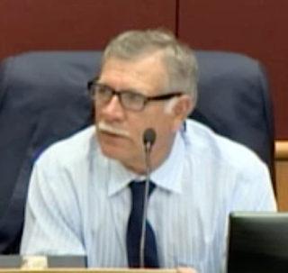 Planning Commissioner Jack Bispham. News Leader photo