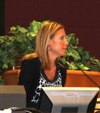 Lisa Damschroder. File photo