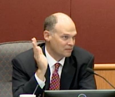 Planning Commissioner Robert Morris. News Leader photo