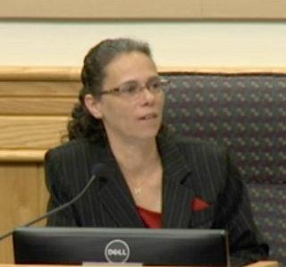 North Port Commissioner Linda Yates. News Leader photo