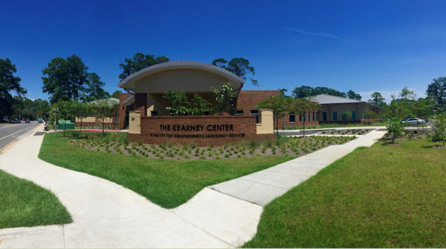 The Kearney Center is located on city-owned property in Tallahassee. Image courtesy Sarasota County