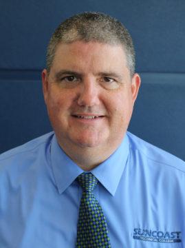 Todd Bowden. Photo courtesy Sarasota County Schools