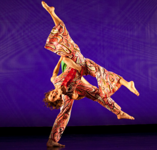 doug elkins choreography offered two pieces in this year's festival. Image from The Ringling website
