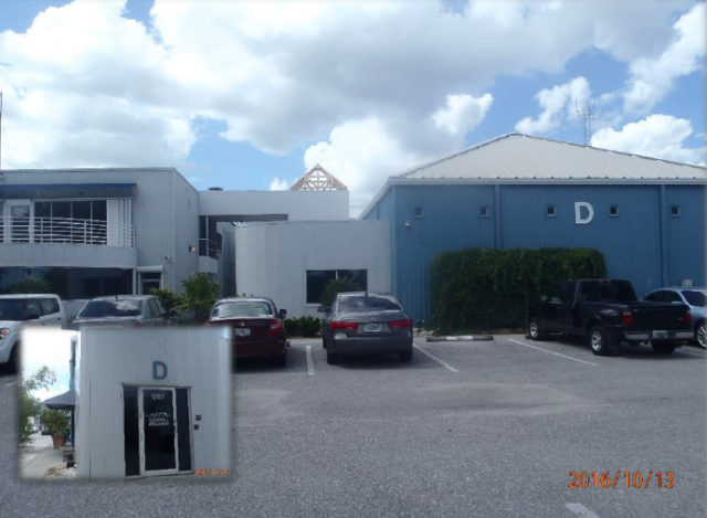Photos in the Ardaman & Associates report for the city show the Central Records facility. Image courtesy City of Sarasota