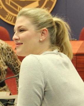 School Board member Bridget Ziegler. Rachel Hackney photo
