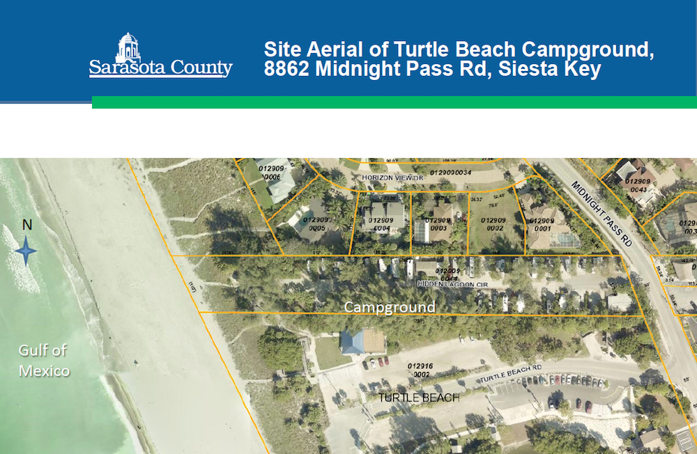 Turtle Beach Campground Expected To Reopen Nov 1 With Completion Of Upgrades Delayed By Hurricane