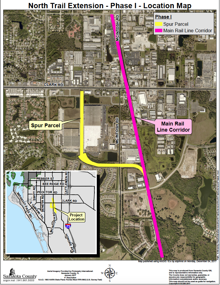 Legacy Trail extension construction should start as soon as possible on
